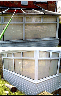 UPVC Cleaning Wirral